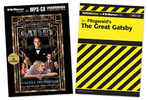 american memory the great gatsby compare